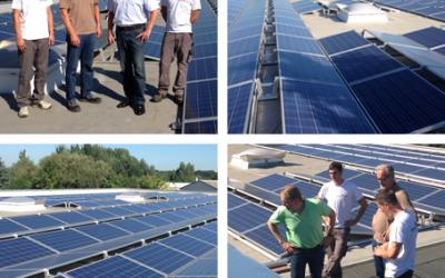 Photovoltaik funktioniert