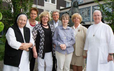 Besuch bei den Schwestern der heiligen Maria Magdalena Postel in Bestwig